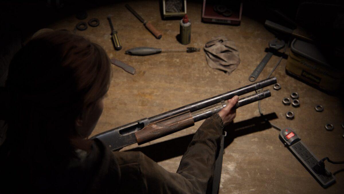 武器改造モーションは実にかっこいい